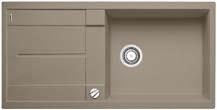 Blanco Metra XL 6 S tartufo SILGRANIT® PuraDur® II s excentrem 517360