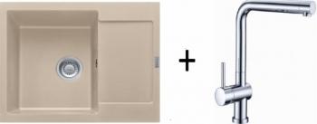 Franke SET G7 - MRG 611-62 pískový melír + SAMOA
