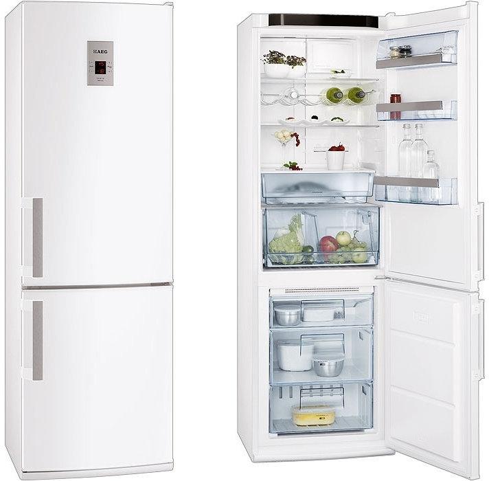 Volně stojící chladnička S83200CMW0