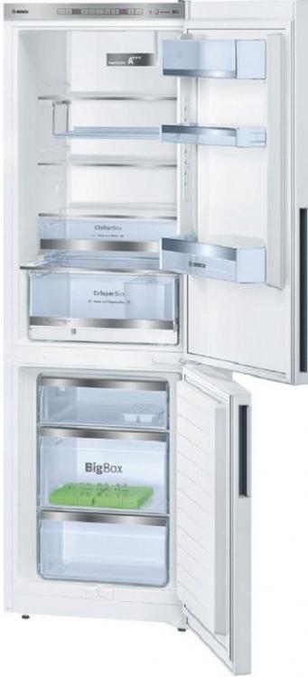 Chladnička kombinovaná KGE 36AW41