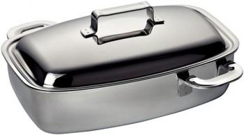Bosch Nerezový pekáč HEZ390010