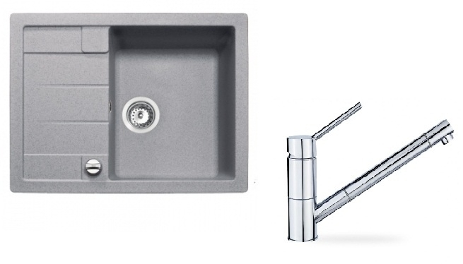 Astral 45 B-TG, hliníkově šedá + AUK B 978