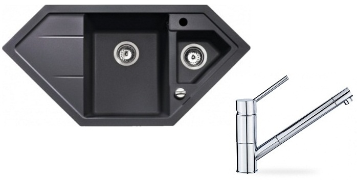 Astral 80 E-TG, černá metalická + AUK B 978