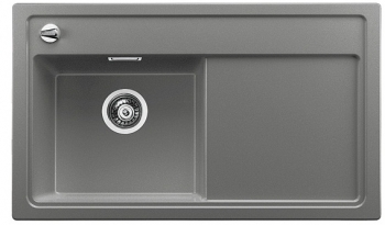 Blanco ZENAR 45 S aluminium SILGRANIT® PuraDur® II s příslušenstvím (519263)