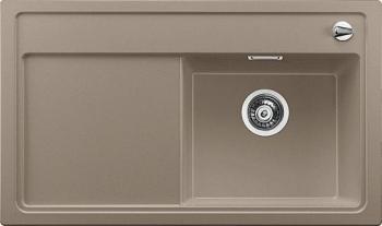 Blanco ZENAR 45 S tartufo, kuchyňský dřez s excentrem a příslušenstvím, pravý SILGRANIT (519259)