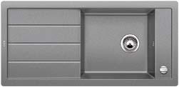 MEVIT XL 6 S aluminium SILGRANIT® PuraDur® II s excentrem 518364