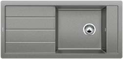MEVIT XL 6 S aluminium SILGRANIT® PuraDur® II bez excentru 518355