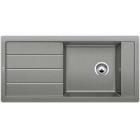 Blanco MEVIT XL 6 S aluminium SILGRANIT® PuraDur® II bez excentru 518355