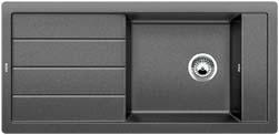 MEVIT XL 6 S antracit SILGRANIT® PuraDur® II bez excentru 518354