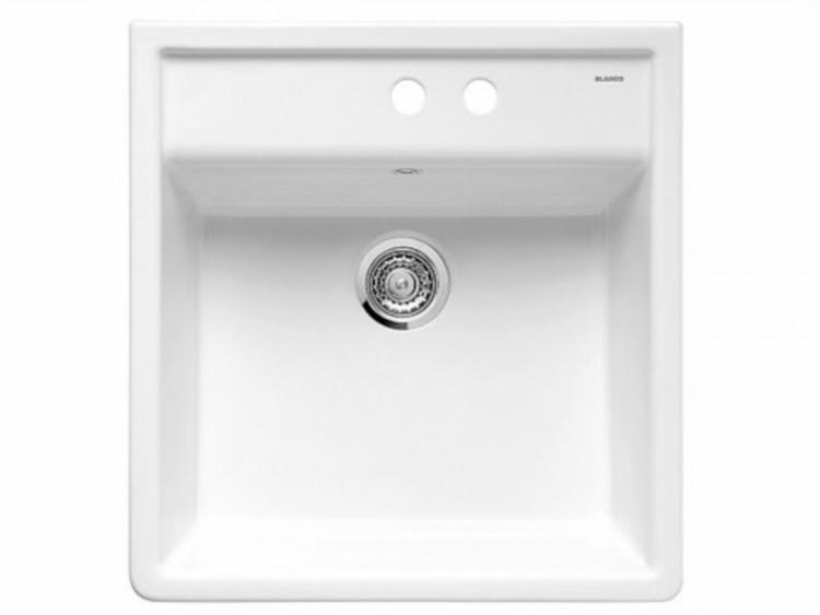 PANOR 60 Keramika zářivě bílá dva otvory - 514501