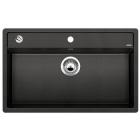 Blanco DALAGO 8-F aluminium, kuchyňský dřez s excentrem SILGRANIT® 516640