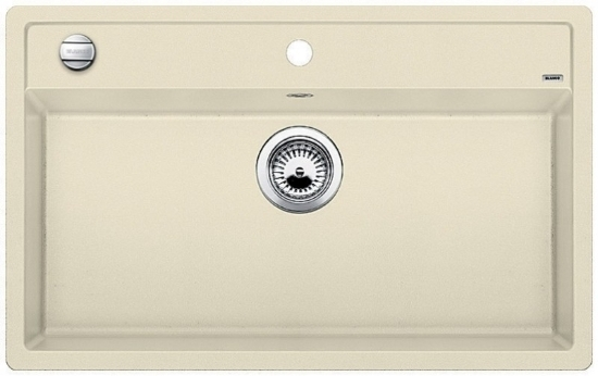DALAGO 8-F jasmín, kuchyňský dřez s excentrem SILGRANIT® 517656