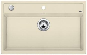 Blanco DALAGO 8-F jasmín, kuchyňský dřez s excentrem SILGRANIT® 517656