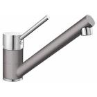 Blanco ANTAS aluminium/ chrom beztlaková páková baterie, Silgranit 516104