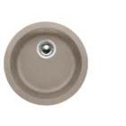 Blanco RONDO tartufo SILGRANIT® PuraDur® II bez excentru 517387