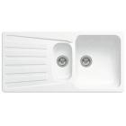Blanco NOVA 6 S bílý SILGRANIT® PuraDur® II bez excentru 510488