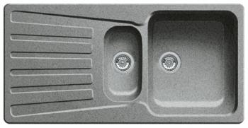 NOVA 6 S aluminium SILGRANIT® PuraDur® II bez excentru 511699