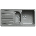 Blanco NOVA 6 S aluminium SILGRANIT® PuraDur® II bez excentru 511699