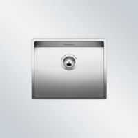 Blanco CLARON 500-U kuchyňský dřez nerez lesk 517217