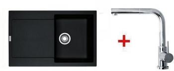 Franke SET G40 - MRG 611 onyx + FN 0147