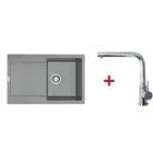 Franke SET G40 - MRG 611 šedý kámen + FN 0147