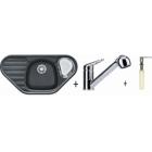 Franke SET G46 - COG 651 E grafit + FC 9547.031 + FD 300