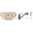 Franke SET G46 - COG 651 E pískový melír + FC 9547.031+ FD 300