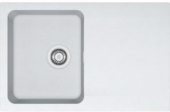 Franke Orion OID 611-78 Tectonite Bílá