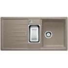 Blanco LEXA 6 S tartufo, kuchyňský dřez s excentrem a příslušenstvím, SILGRANIT® 517337