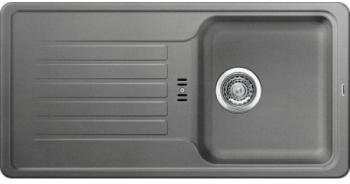 Blanco FAVOS aluminium SILGRANIT® PuraDur® II bez excentru 516618
