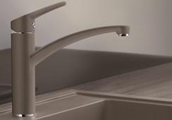 Blanco NEA aluminium SILGRANIT® -Look (519404)