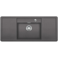 Blanco Alaros 6 S šedá skála SILGRANIT® PuraDur® II s excentrem (518821)
