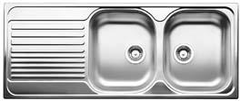 Blanco TIPO 8 S Compact nerez ocel přírodní lesk (516052)