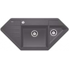 Blanco Lexa 9 E šedá skála SILGRANIT® PuraDur® II s excentrem (518866)