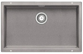 Blanco Subline 700-U dřez aluminium, bez táhla (518574)