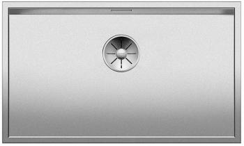 Blanco ZEROX 700 U InFino DURINOX bez táhla C-Overflow - 521560