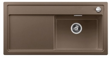 Blanco ZENAR 5 S Silgranit muškát dřez vpravo s excentrem bez příslušentsví - 521945