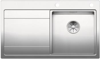 Blanco DIVON II 5 S IF InFino Nerez hedvábný lesk dřez vpravo s excentrem - 521660