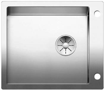 Blanco CLARON XL 60-IF/A DampfgarPlus InFino nerez hedvábný lesk s excentrem - 521641