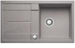 Blanco METRA 5 S F Silgranit aluminium oboustranné provedení s excentrem - 519098