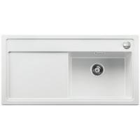 Blanco ZENAR XL 6 S-F Silgranit bílá dřez vpravo s excentrem přísluš. ano - 519310