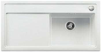 Blanco ZENAR XL 6 S-F Silgranit bílá dřez vpravo s excentrem přísluš. ano - 519318