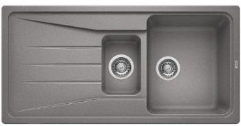 Blanco SONA 6 S Silgranit aluminium oboustranné provedení - 519854