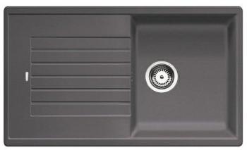 Blanco ZIA 5 S Silgranit šedá skála oboustranné provedení - 520512