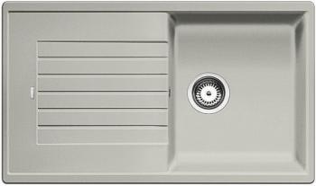 Blanco ZIA 5 S Silgranit perlově šedá oboustranné provedení - 520514