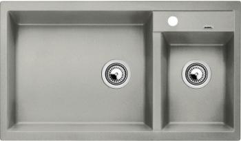 Blanco METRA 9 Silgranit perlově šedá dřez vlevo - 520586