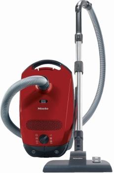 Miele Classic C1 PowerLine - SBAF3 - Mangově červená