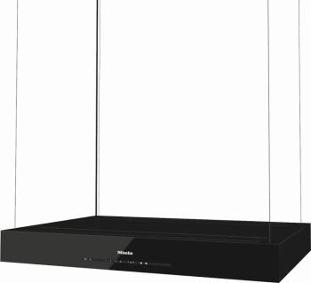 Miele DA 6708 D Aura Edition 6000 - obsidian černá