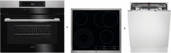 AEG Mastery CombiQuick KMK721000M + Mastery HK654070XB + FSB53927Z