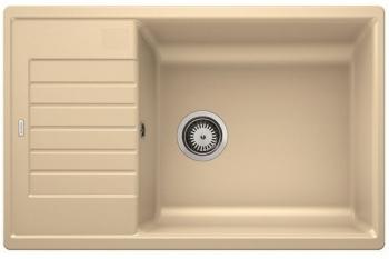 Blanco ZIA XL 6 S Compact silgranit béžová champagne oboustranné provedení bez excentru - 523279
